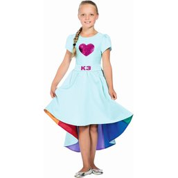 Robe de bal K3 Love Cruise