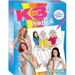K3 Prikblok