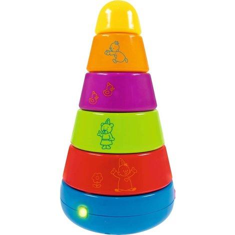 La tour magique Bumba, avec son et lumière