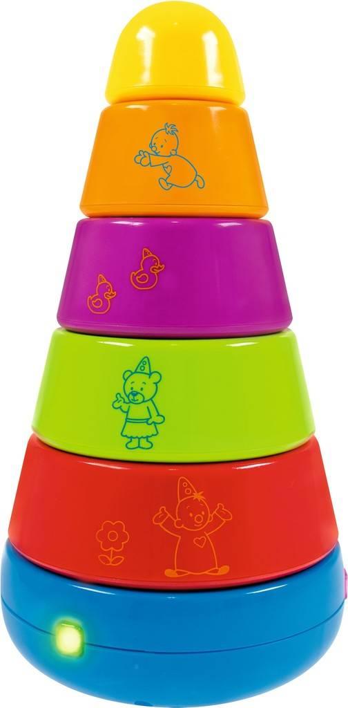 Bumba Stapeltoren met licht en geluid