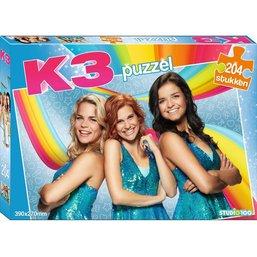 Puzzel K3: 204 stukjes