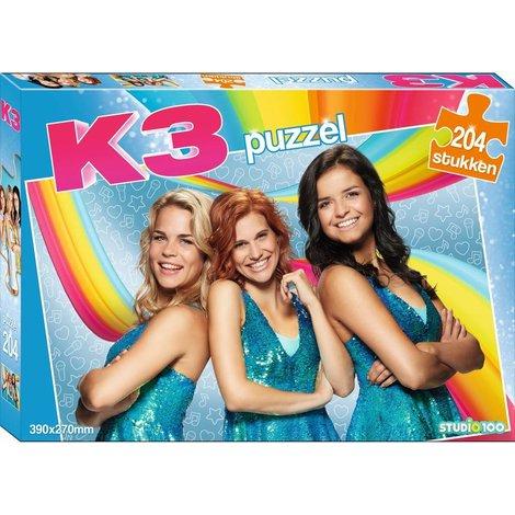 K3 Puzzel - 204 stukjes