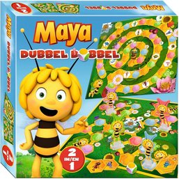 Jeu Maya l'abeille - Dubbel Dobbel