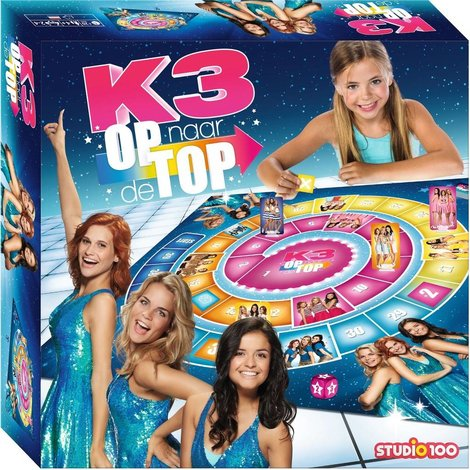 K3 Spel - Op naar de top