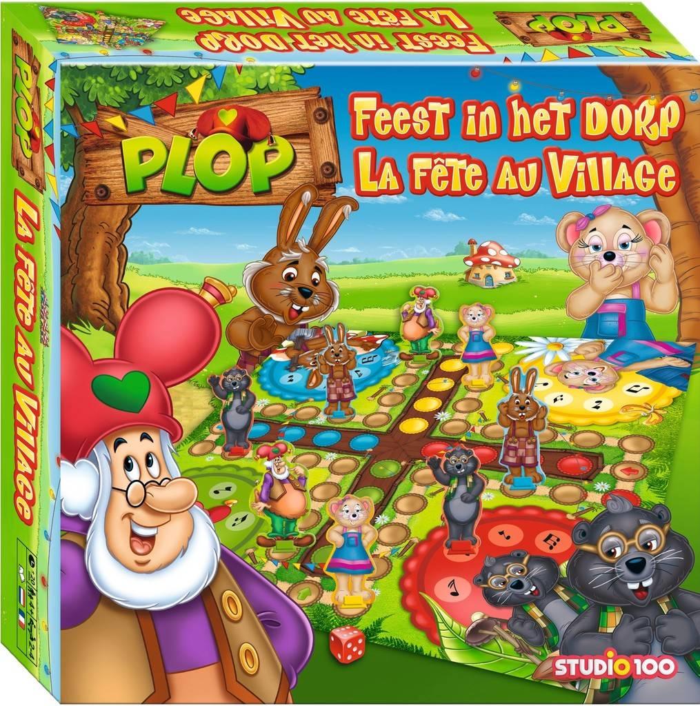 Jeu Plop & les Peppers - La fête au village