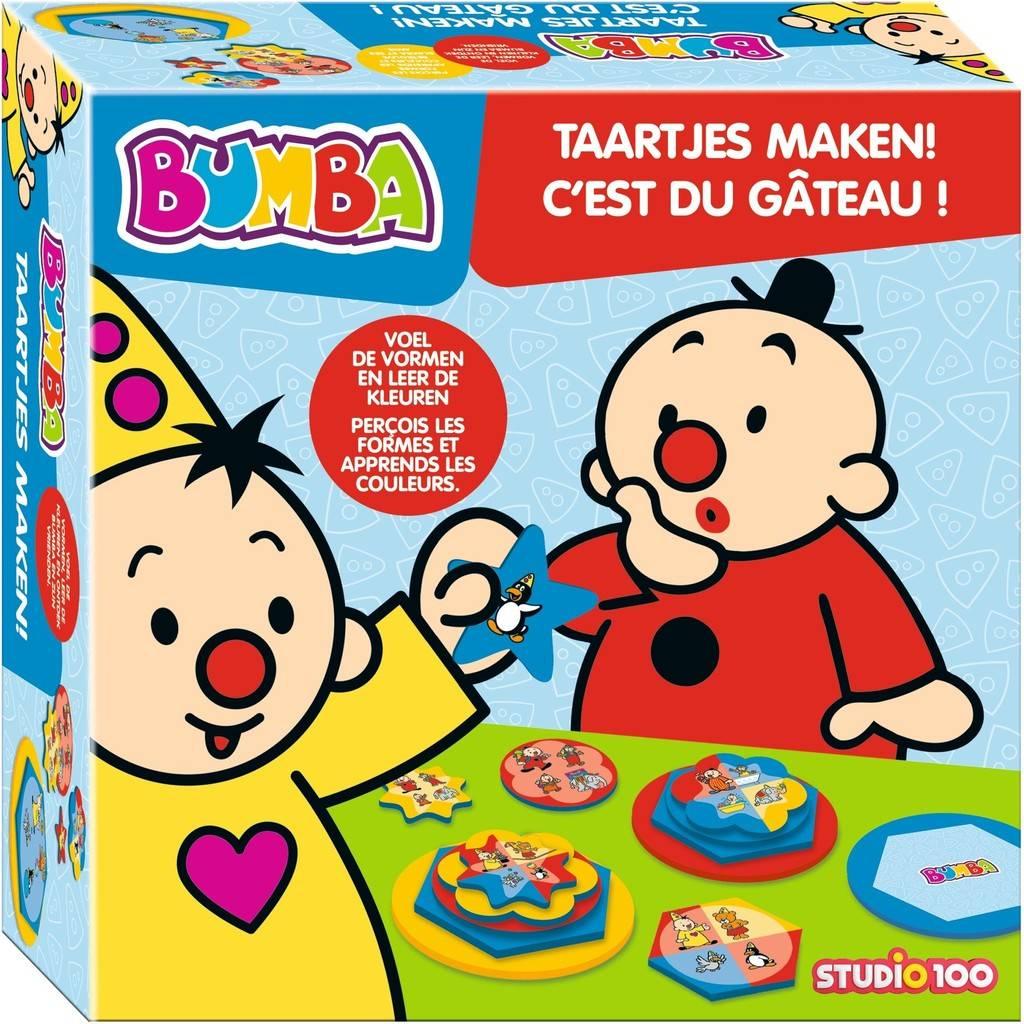Jeu Bumba - C'est du gâteau !
