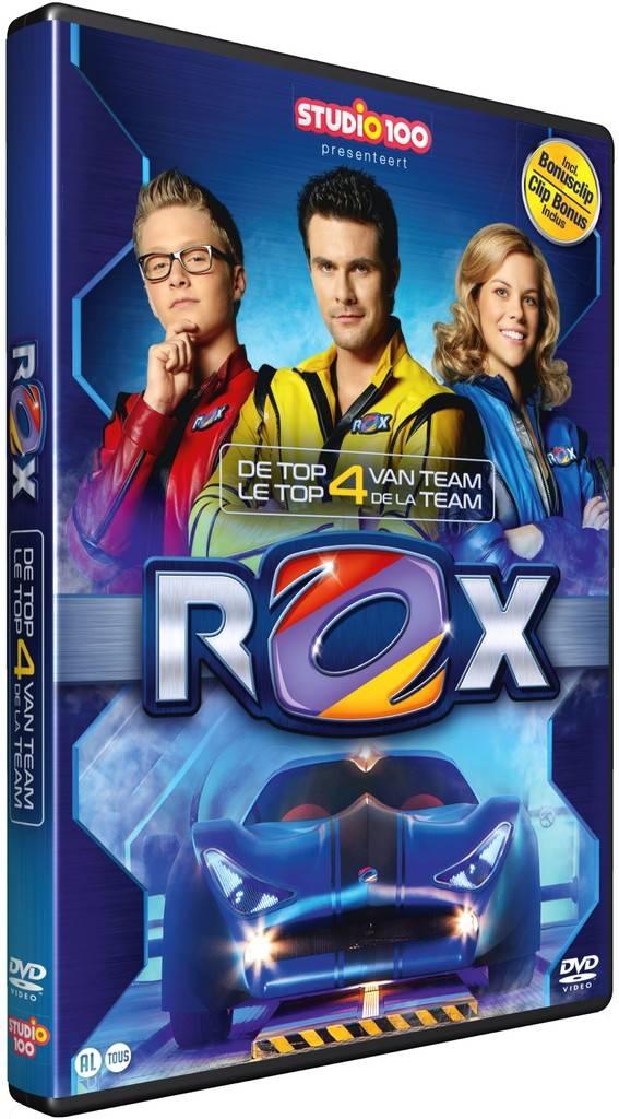 ROX DVD - De Top 4 van Team Rox