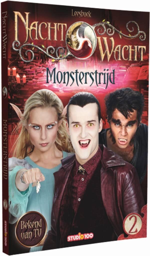 Nachtwacht Boek - Monsterstrijd