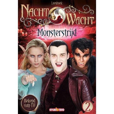 Boek Nachtwacht: leesboek 2
