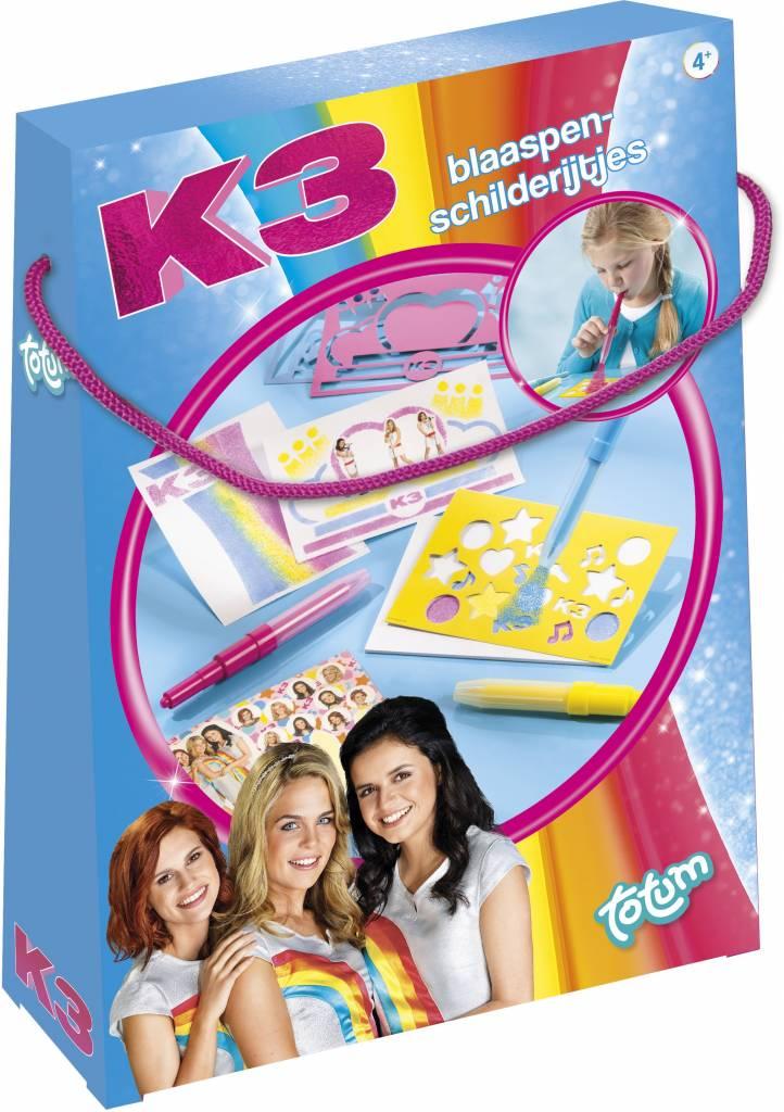 Spraypens K3 ToTum