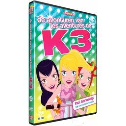 K3 DVD - Avonturen van K3 vol. 3