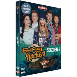 Ghost Rockers 2-DVD box - Seizoen 4 deel 1