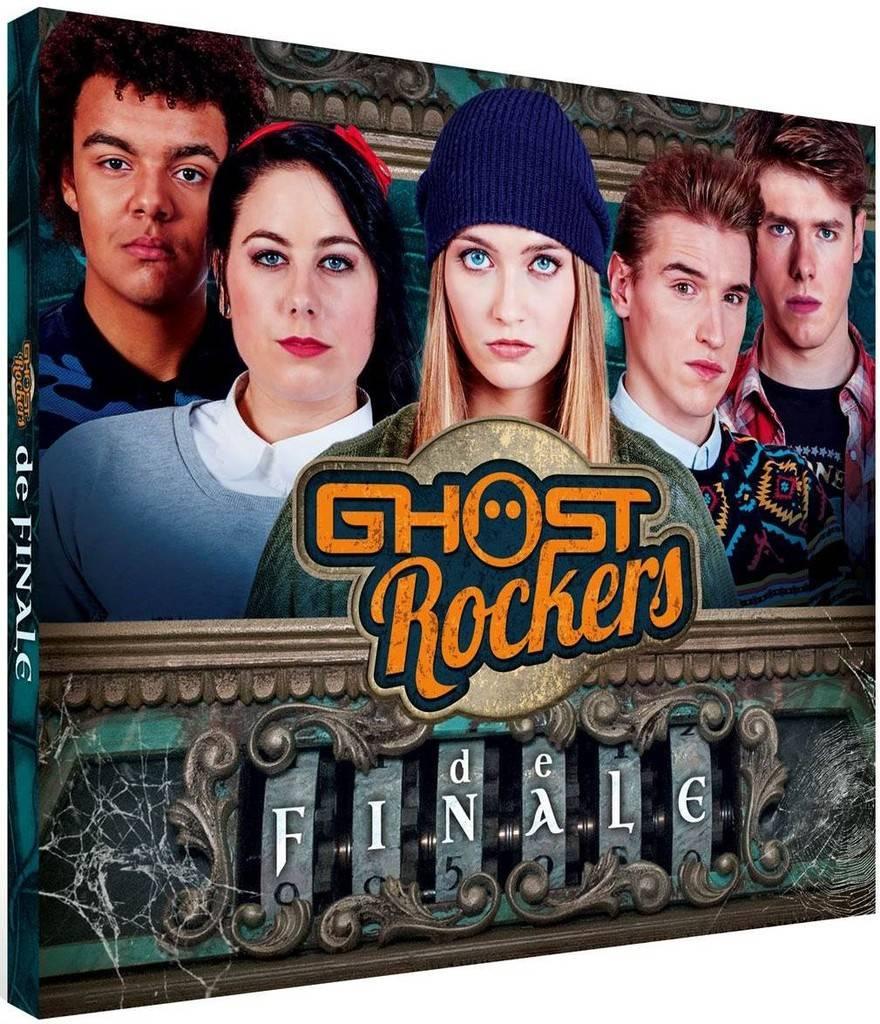 Cd Ghost Rockers: de finale