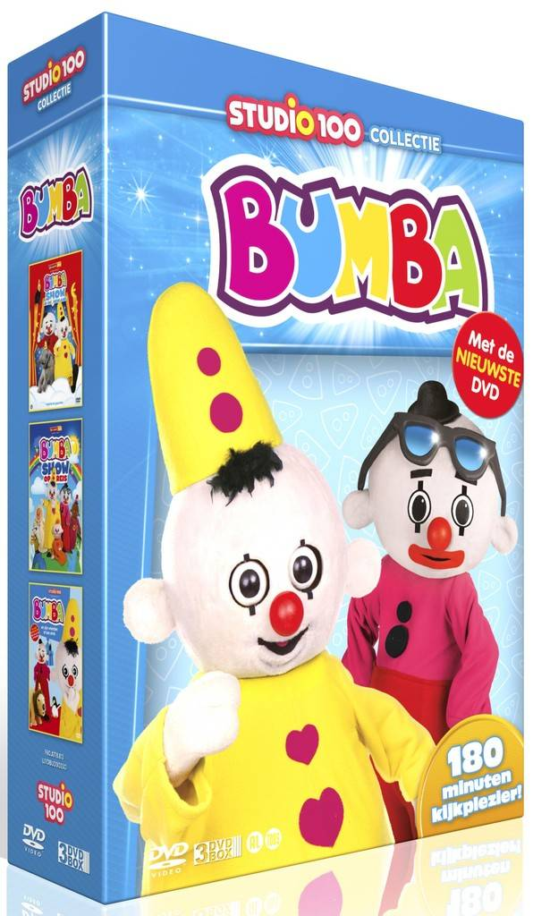 Bumba 3-DVD box - Bumba vol. 1