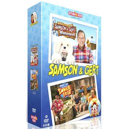 Samson & Gert 2-DVD box - S&G vol. 1