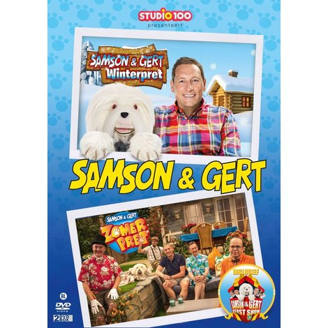 Dvd box Samson & Gert: S&G vol. 1