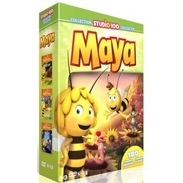 Maya 3-DVD box - Maya vol. 4