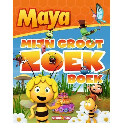 Maya de Bij Kijk- en Zoekboek Groot