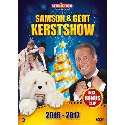 Samsen & Gert DVD - Kerstshow