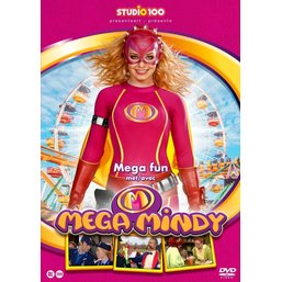 Mega Mindy DVD - Mega fun avec Mega Mindy