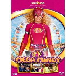 Mega Mindy DVD - Mega fun met Mega Mindy