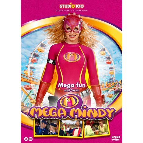 Mega Mindy DVD - Mega fun met Mega Mindy