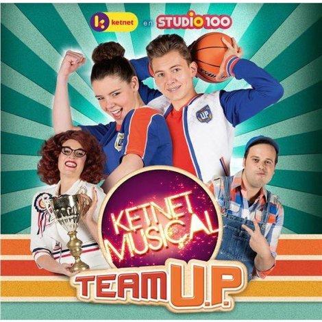 Cd Studio 100: Ketnet musical - Team UP