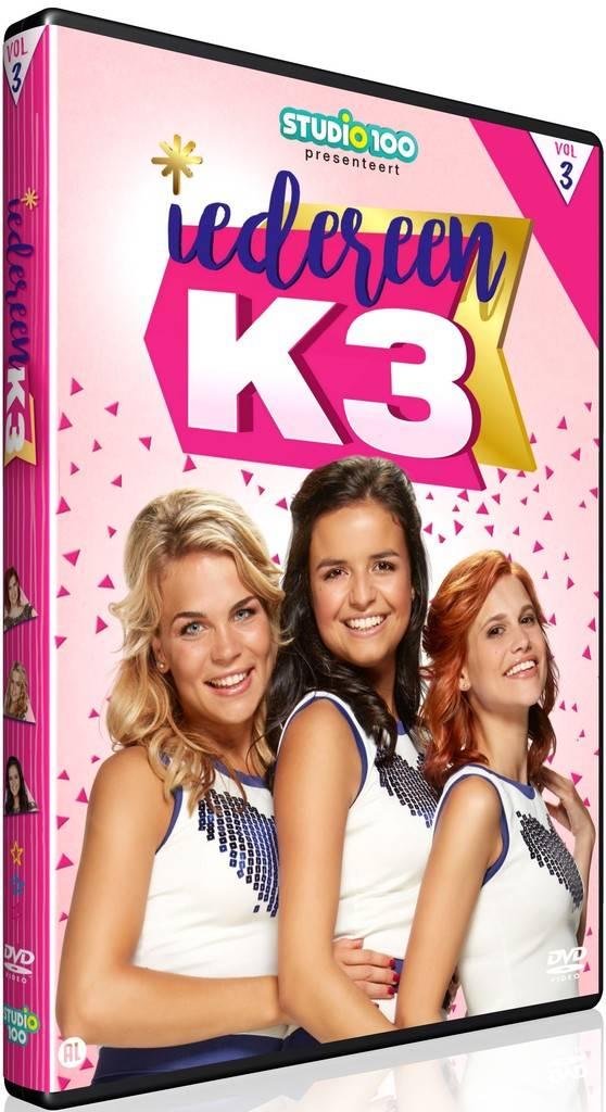 K3 DVD - Iedereen K3 vol. 3
