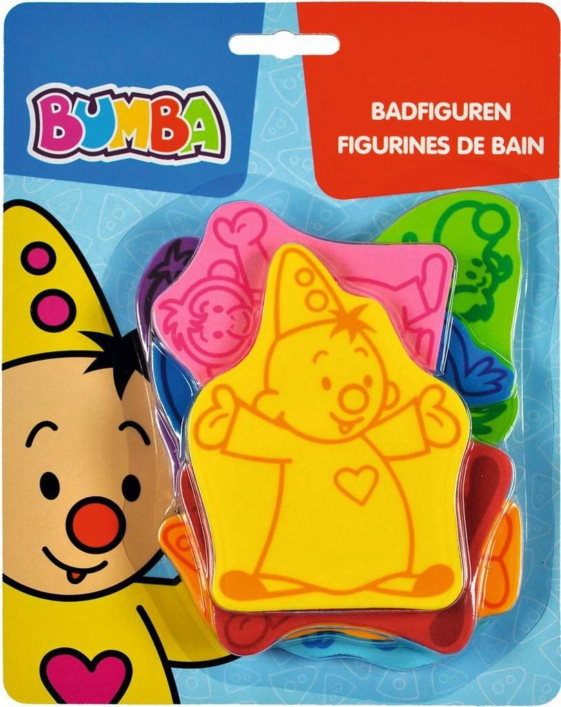 Bumba Badfiguurtjes - 8 stuks