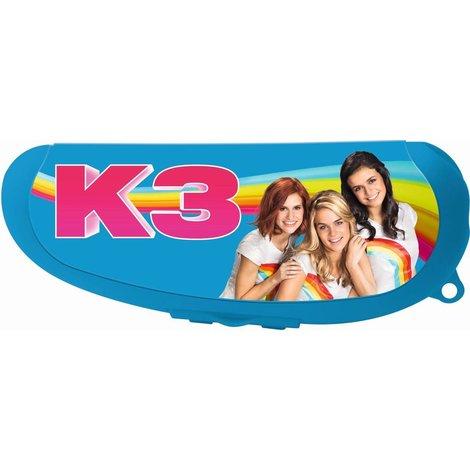 Boîte à banane K3 - bleue