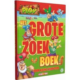 Kabouter Plop Boek - Het grote zoekboek