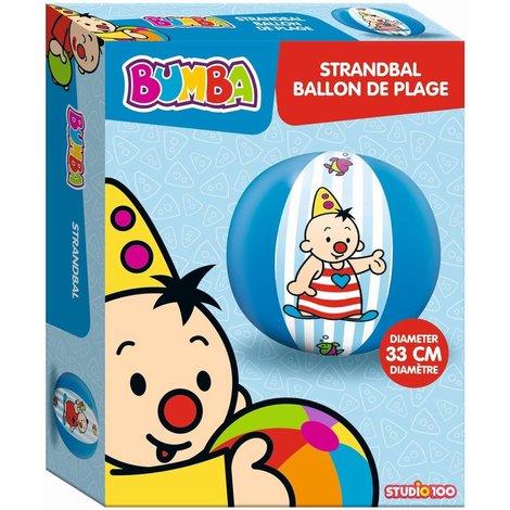 Ballon de plage Bumba - 33 cm