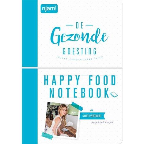 NJAM! Boek - De gezonde goesting notebook