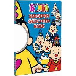 Bumba Boek - Beroepen gezichtenboek