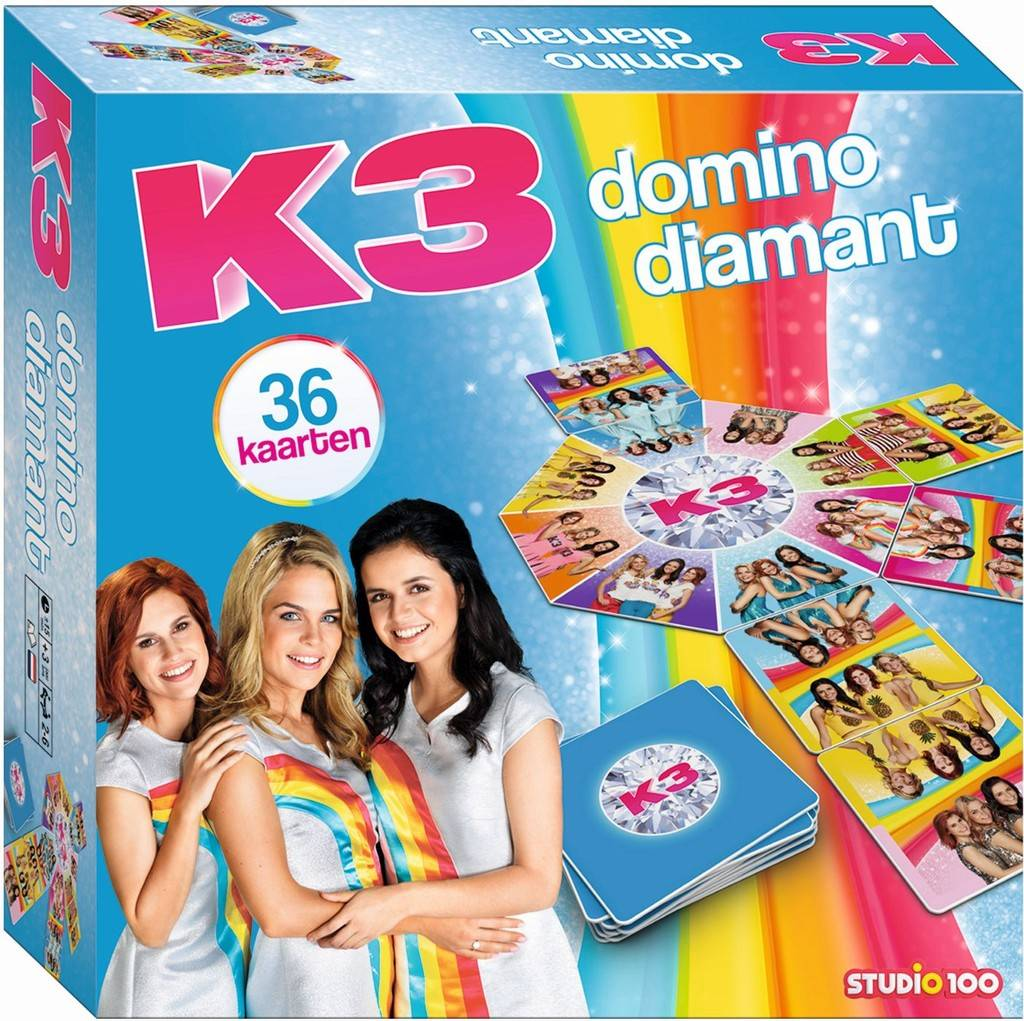 K3 Domino - Diamant
