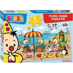 Puzzle Bumba - été, 9 pièces