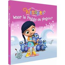 Wissper Boek - Waar is Peggy Pinquin