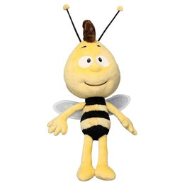 Peluche Maya l'abeille - Willy, 30 cm