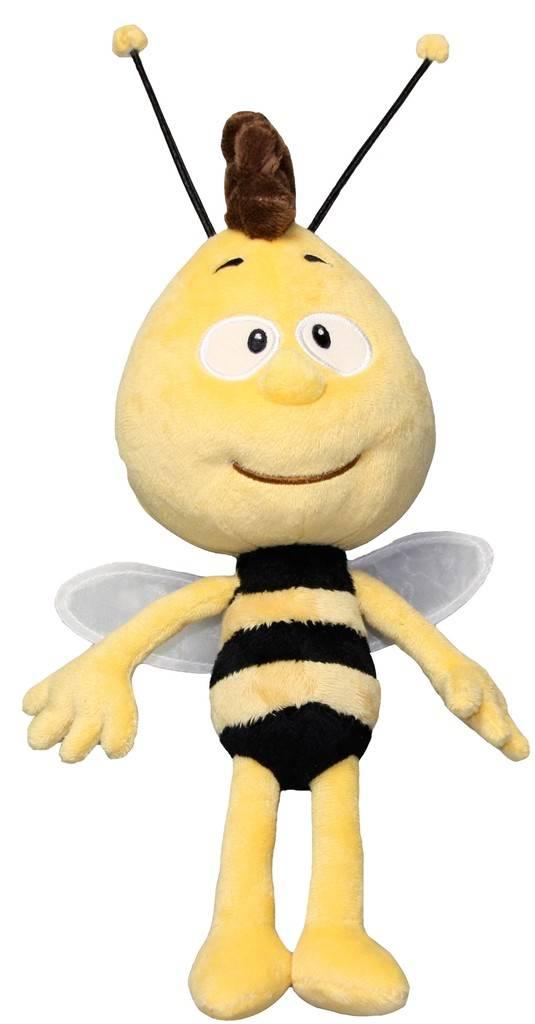 Peluche Maya l'abeille - Willy, 30 cm