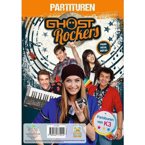 Ghost Rockers MUZI- en Ghostrockers