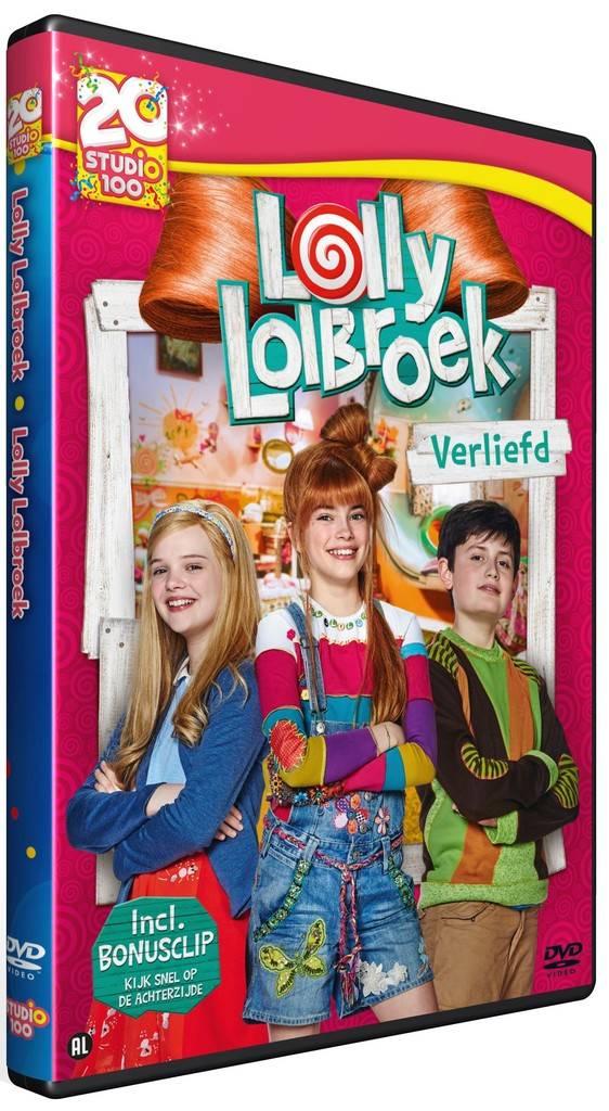 Dvd Lolly Lolbroek: Verliefd