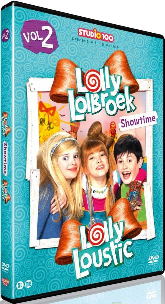 Dvd Lolly Lolbroek: Showtime