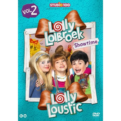 Lolly Loustic DVD - Showtime