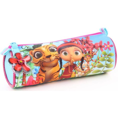 Wissper Trousse Animal Friends - 20x7x7 cm