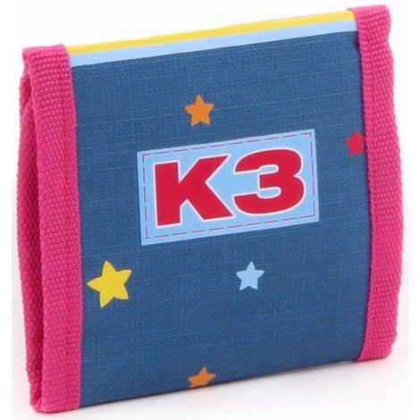 K3 Portemonnee La La Loi - 10x10 cm