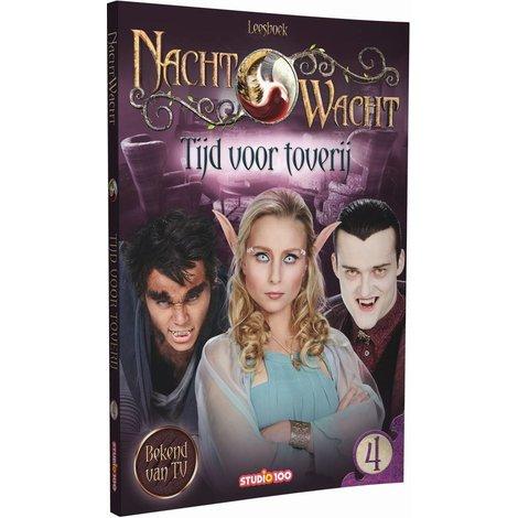 Nachtwacht Boek - Pocket 4
