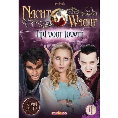 Nachtwacht Boek - Tijd voor toverij
