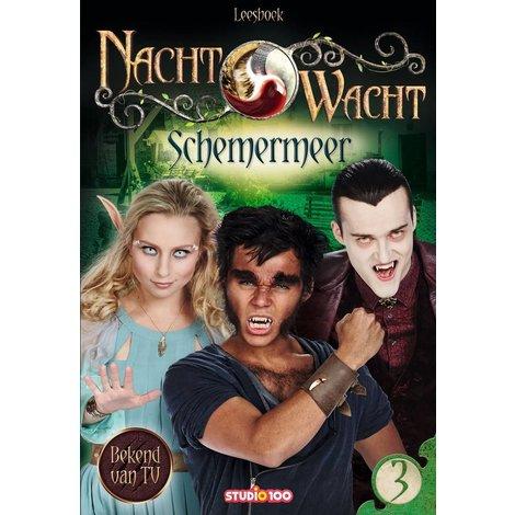 Boek Nachtwacht: pocket 3