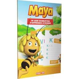 Livre Maya l'abeille - J'apprends à écrire