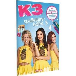 K3 Doeboek - Pina Colada